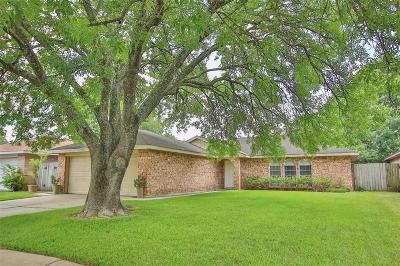 Cypress Single Family Home Option Pending: 14207 Cellini Drive