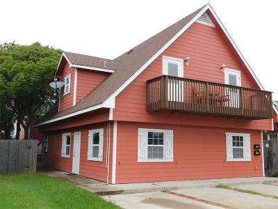 Galveston Multi Family Home For Sale: 4206 Avenue S 1/2