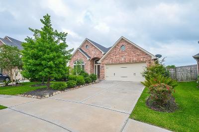 Fulshear Single Family Home For Sale: 6330 Bear Creek Court