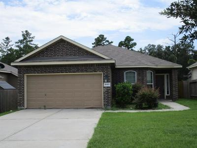 Montgomery Single Family Home For Sale: 18473 Sunrise Maple Drive