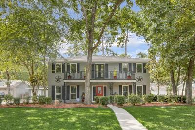 Kingwood Single Family Home For Sale: 2211 Seven Oaks Drive