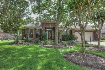 Friendswood Single Family Home For Sale: 810 Morning Dove Lane
