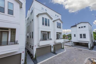 Houston Single Family Home For Sale: 5421 Larkin