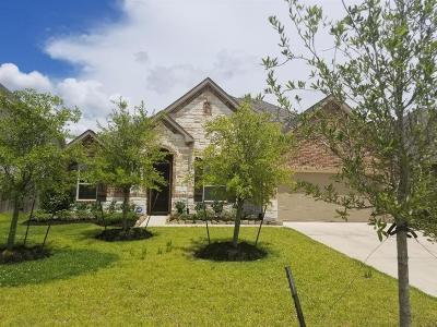 Rosenberg Single Family Home For Sale: 2011 Aspen Point Lane