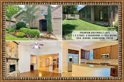 Humble TX Single Family Home For Sale: $269,900