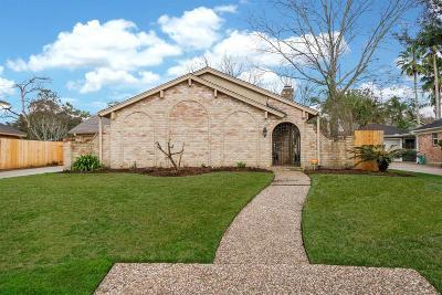 Missouri City Single Family Home For Sale: 3519 Golden Tee Lane