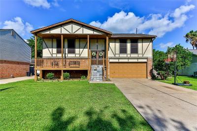 Pasadena Single Family Home For Sale: 4214 Winterborne Drive
