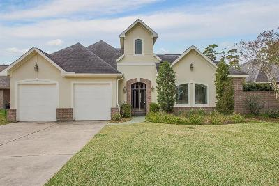 Humble TX Single Family Home For Sale: $369,000