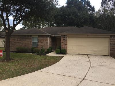 Conroe TX Single Family Home For Sale: $185,900