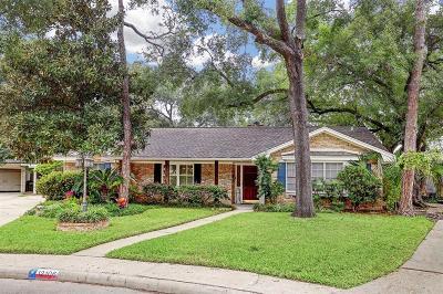 Houston Single Family Home For Sale: 12106 Pinerock Lane