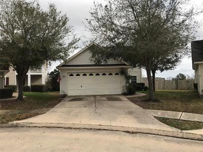 Missouri City Single Family Home For Sale: 7530 Rabbitt Ridge