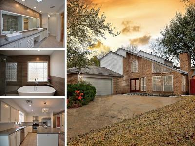 Houston Single Family Home For Sale: 12139 Ella Lee Lane