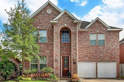 West University Place Single Family Home For Sale: 4253 Lehigh Avenue