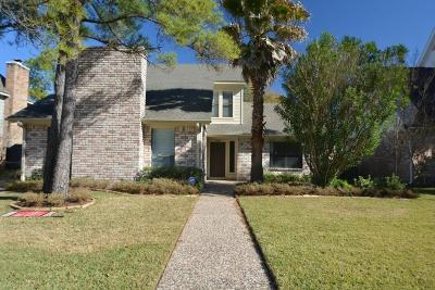 Houston Single Family Home For Sale: 12410 Piping Rock Drive