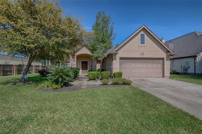 Friendswood Single Family Home For Sale: 1628 Garden Lakes Drive