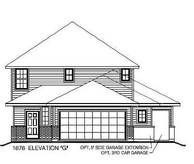 Single Family Home For Sale: 10335 Spruce Villa Trace