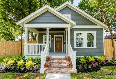 Houston Single Family Home For Sale: 524 E 28th Street