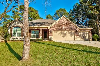 Magnolia Single Family Home For Sale: 136 Magnolia Reserve Loop