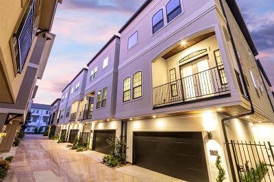 Galveston County, Harris County Single Family Home For Sale: 4231 Dickson Street