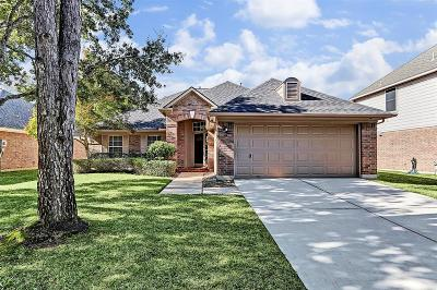 Houston TX Single Family Home For Sale: $265,000
