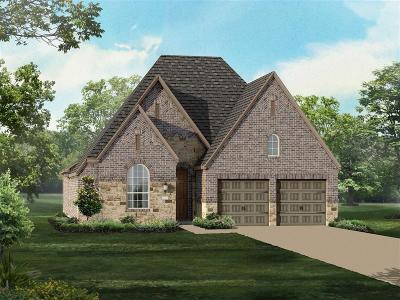Manvel Single Family Home For Sale: 2340 Redwood Ridge