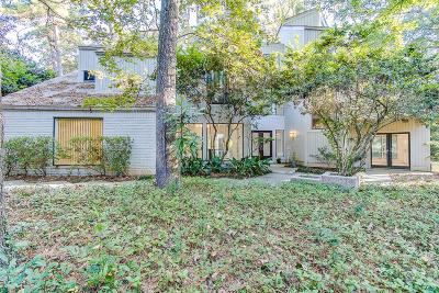 Houston Single Family Home For Sale: 2815 Kings Forest Drive