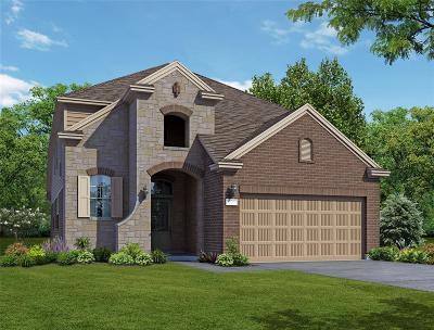 Dickinson Single Family Home For Sale: 242 Dale Ridge Lane
