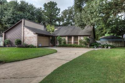 Spring Single Family Home For Sale: 25707 Old Carriage Lane