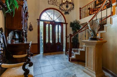 Spring Single Family Home For Sale: 17503 Hidden Forest Circle
