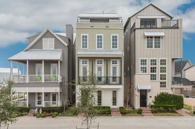 Houston Single Family Home For Sale: 8719 Oak Kolbe