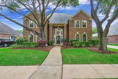Katy Single Family Home For Sale: 2302 Morning Park Drive