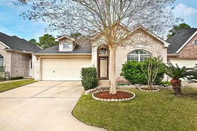 Tomball Single Family Home For Sale: 15823 Collinsville Drive