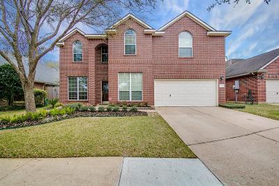 Missouri City Single Family Home For Sale: 10310 Ten Point Lane