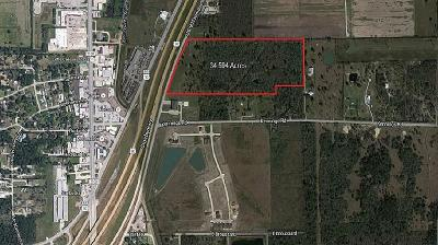 Crosby Residential Lots & Land For Sale: 2620 Hwy 90