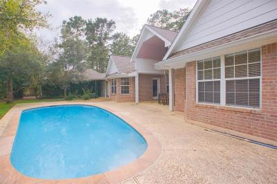 The Woodlands Single Family Home For Sale: 6 Old River Place