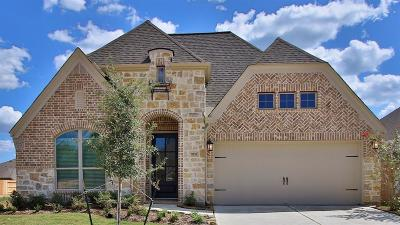 Tomball Single Family Home For Sale: 9339 Stablewood Lakes Lane