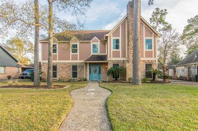 Houston Single Family Home For Sale: 3611 Sierra Pines Drive