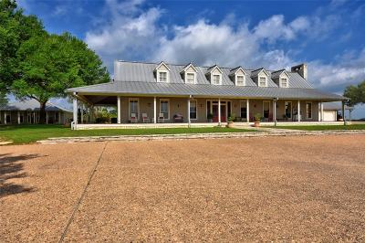 Bellville Farm & Ranch For Sale: 1156 Wietstruck Road