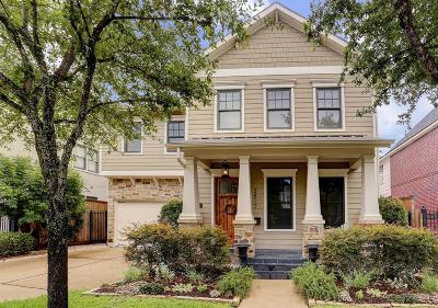Houston Single Family Home For Sale: 3817 Marquette Street