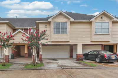 Houston Single Family Home For Sale: 3408 Township Grove Ln Lane
