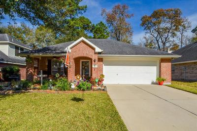 Humble Single Family Home For Sale: 12823 Cooper Breaks Drive