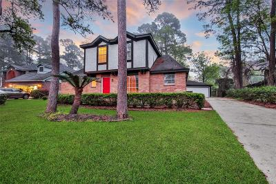 Single Family Home For Sale: 20602 Appaloosa Trail