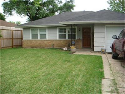 Bellaire Single Family Home For Sale: 4309 Lafayette Street