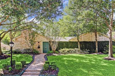 Houston Single Family Home For Sale: 13703 Queensbury Lane