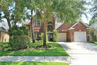 Humble Single Family Home For Sale: 12615 Cooper Breaks Drive