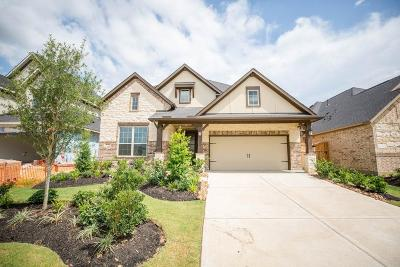 Fulshear Single Family Home For Sale: 28307 Long Mill Lane