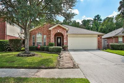 Kingwood Single Family Home For Sale: 21803 Whispering Forest Drive