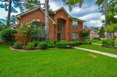 Cypress Single Family Home For Sale: 14907 Summerland Circle