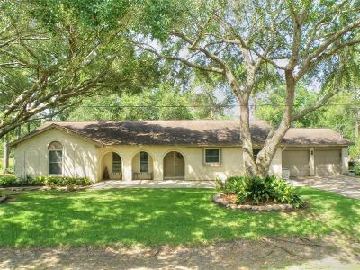 Friendswood Single Family Home For Sale: 310 Garden Drive