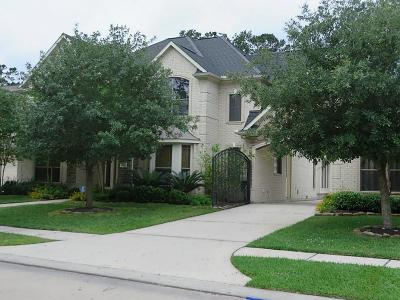 Humble Single Family Home For Sale: 14227 Kingston Falls Lane